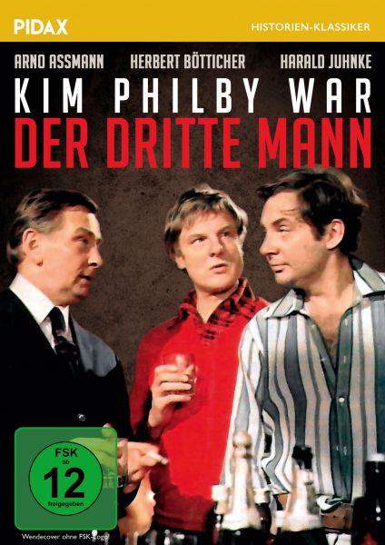 Kim Philby war der dritte Mann