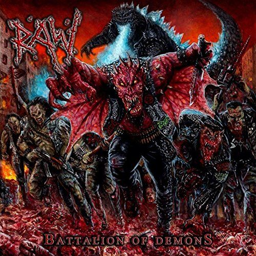 Raw - Battalion Of Demons