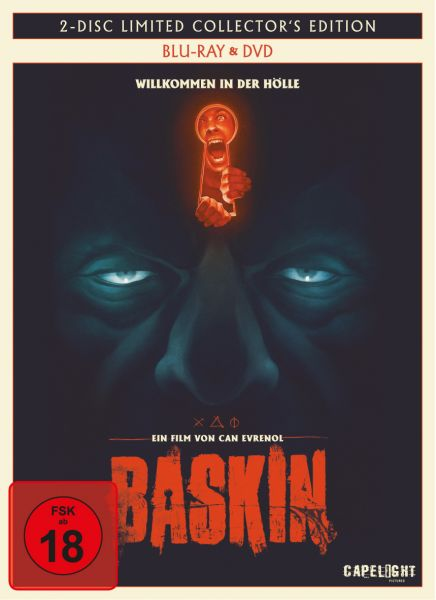 Baskin (Limited Collector's Edition) Mediabook