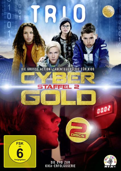 Trio - Staffel 2 (Cybergold)