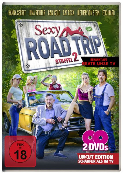 Sexy Road Trip 2 (2-Disc Special Edition)