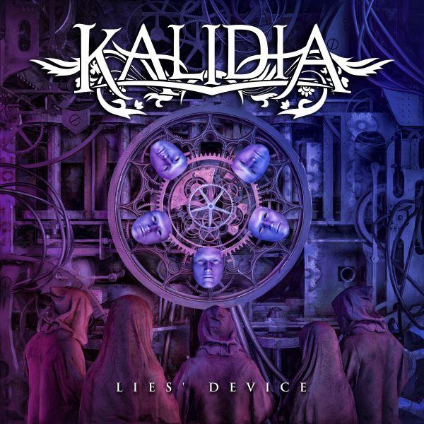 Kalidia - Lies' Device (New Version 2021)