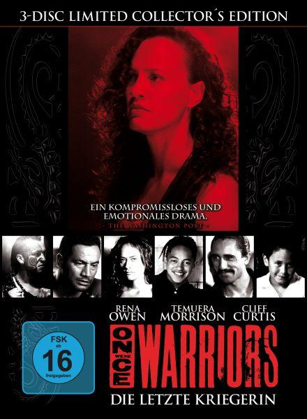 Once Were Warriors - Die letzte Kriegerin (3-Disc Limited Mediabook)