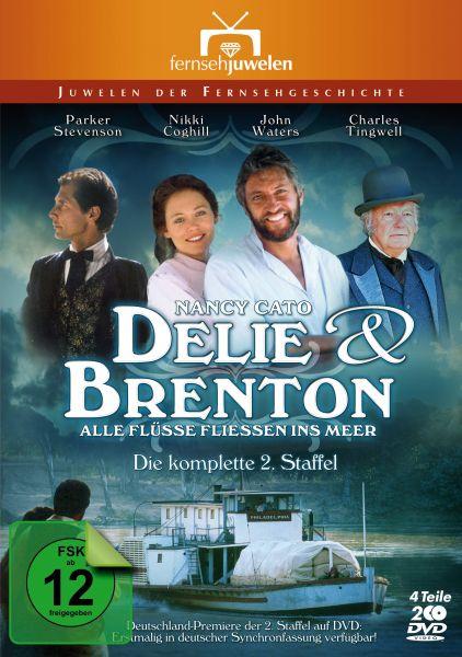 Delie und Brenton - Die komplette 2. Staffel