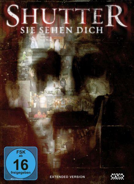 Shutter - Sie sehen Dich (Mediabook - Cover A) (Blu-ray + DVD)