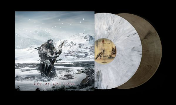 Morgarten - Cry Of The Lost (2LP white/black + brown/black marble)