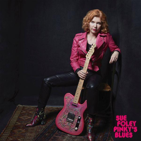 Foley, Sue - Pinky's Blues (LP)