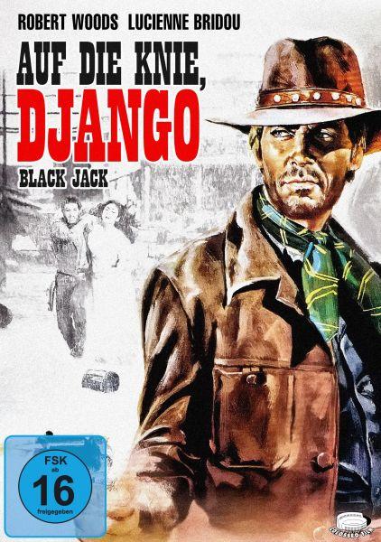 Auf die Knie Django (inkl. Bonus-DVD)