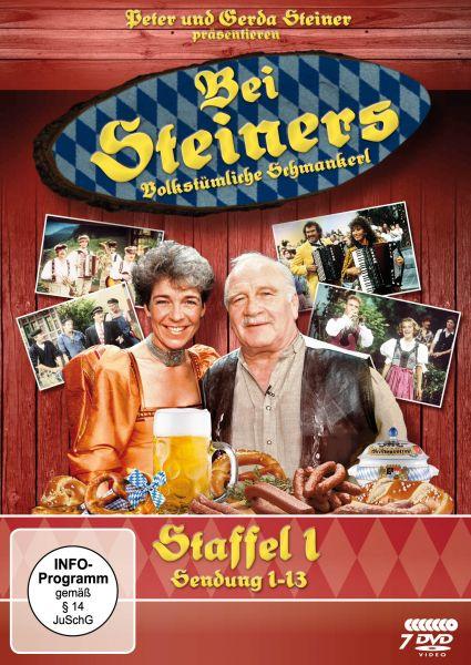 Bei Steiners - Volkstümliche Schmankerl (Staffel 1)
