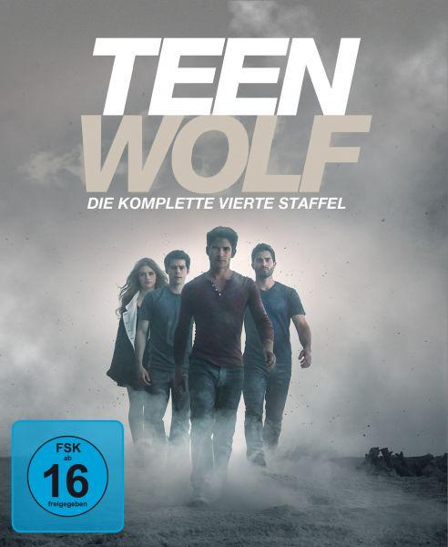 Teen Wolf - Staffel 4