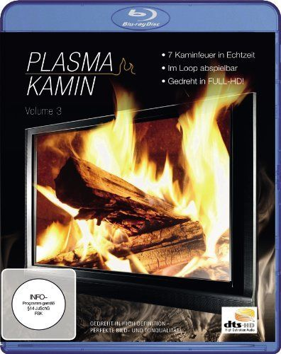 Plasma Kamin HD Vol. 3