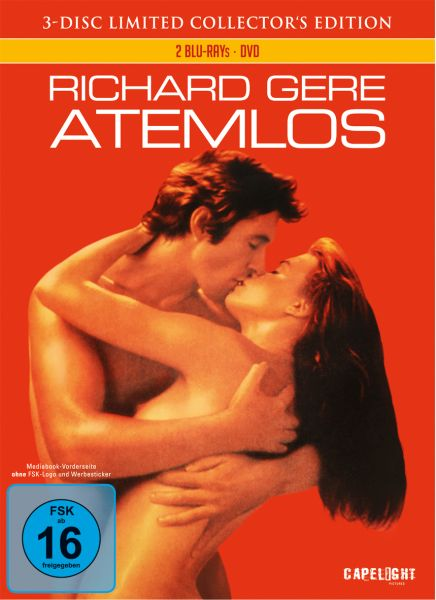 Atemlos (3-Disc Limited Collector's Edition Mediabook)