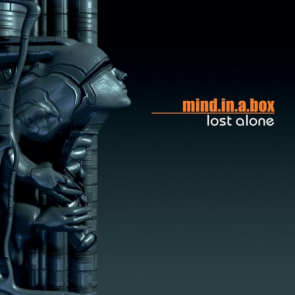 Mind.In.A.Box - Lost Alone (2-LP Gatefold schwarz)