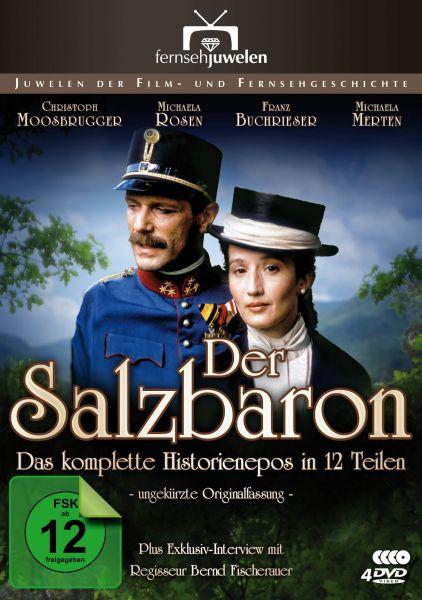 Der Salzbaron - Der komplette Historien-Mehrteiler (12 Teile)