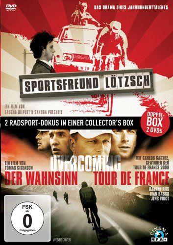 Sportsfreund Lötzsch / Overcoming - Der Wahnsinn Tour de France (Doppelbox)