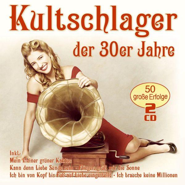 Various - Kultschlager der 30er Jahre