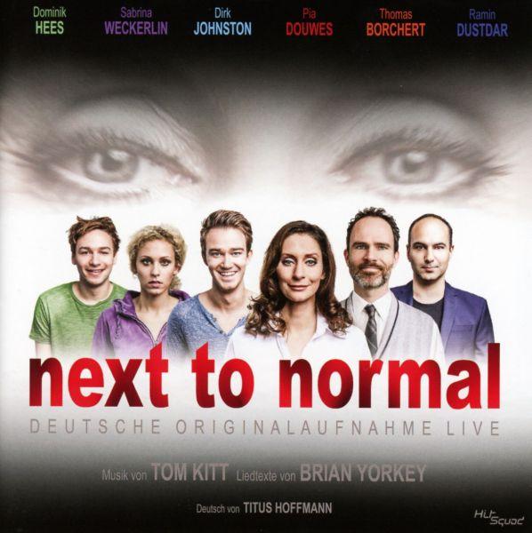 Original Cast Deutschland - Next To Normal - Deutsche Originalaufnahme Live (Fast Normal)