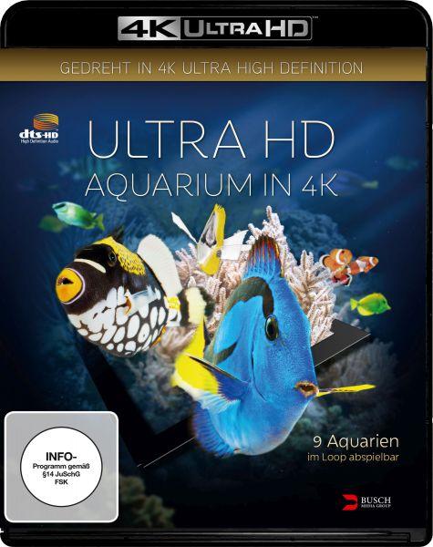 Ultra HD Aquarium in 4K (4K UHD)