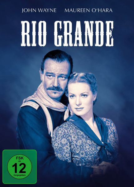 Rio Grande - Limited Edition Mediabook (Blu-ray + DVD)