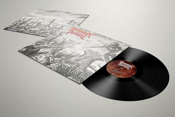 Damnation Defaced - Invader From Beyond (LP)