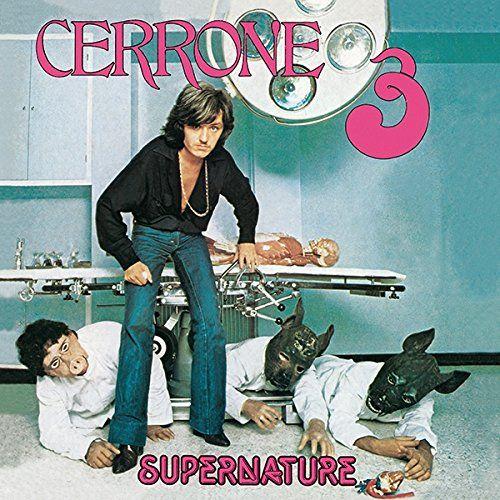 Cerrone - Supernature (LP+CD)