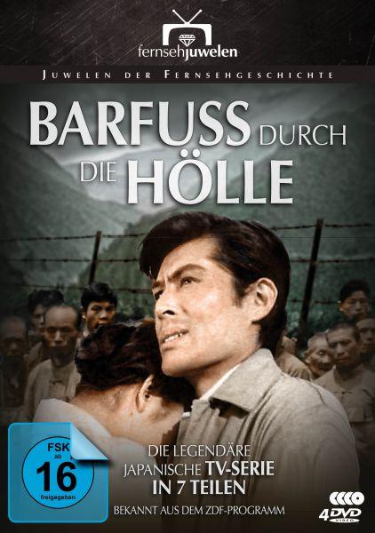 Barfuß durch die Hölle - Die komplette TV-Serie in 7 Teilen