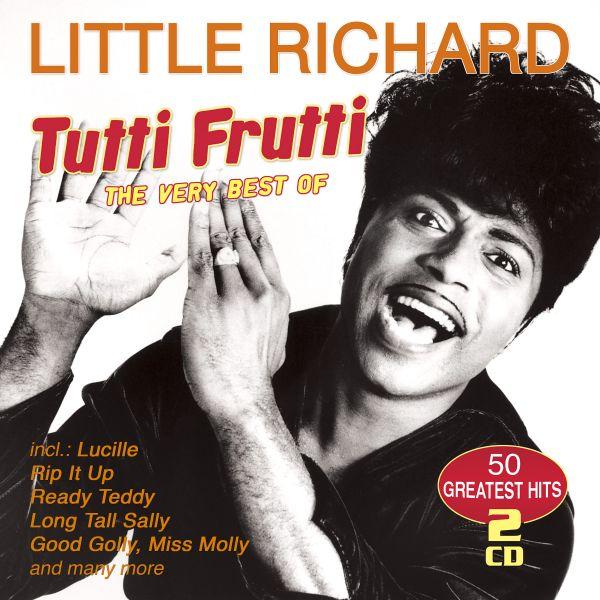 Little Richard - Tutti Frutti - The Very Best Of