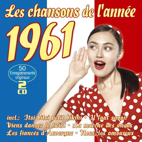 Various - Les Chansons De l`Année 1961