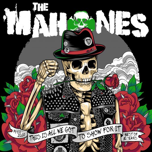 Mahones, The - This Is All We've Got To Show For It (LP)