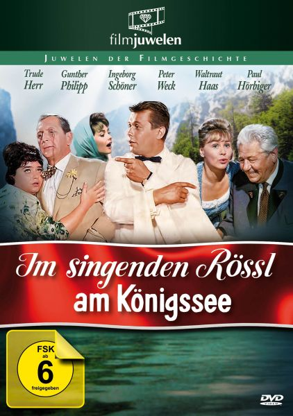 Im singenden Rössl am Königssee