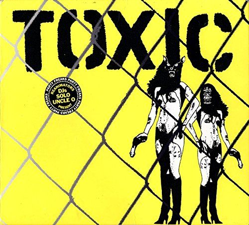 Toxic - Toxic (Compilation) (3LP+CD)