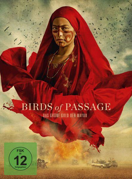 Birds of Passage - Das grüne Gold der Wayuu (Limited Edition Mediabook) (Blu-ray + DVD)
