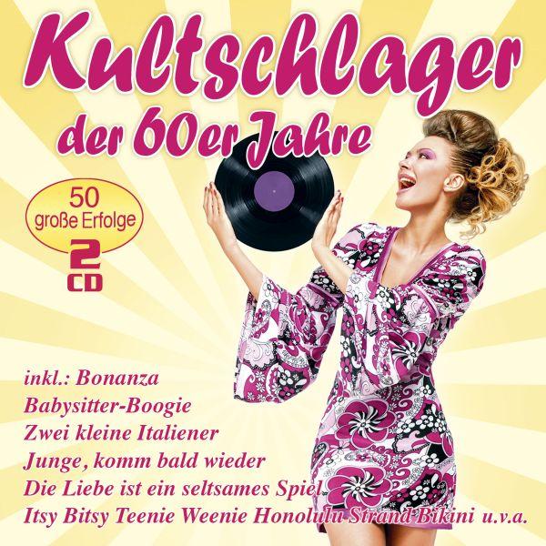 Various - Kultschlager der 60er Jahre