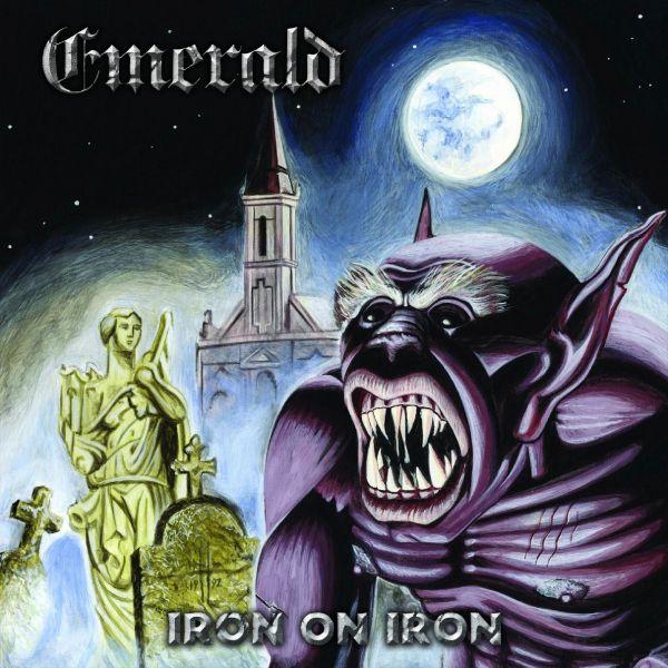 Emerald - Iron On Iron