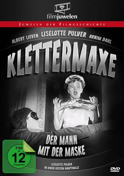Klettermaxe - Der Mann mit der Maske (Kurt Hoffmann)