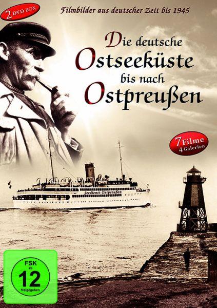 Die Deutsche Ostseeküste bis nach Ostpreußen