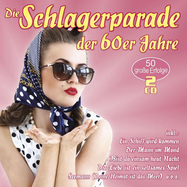 Various - Die Schlagerparade der 60er Jahre