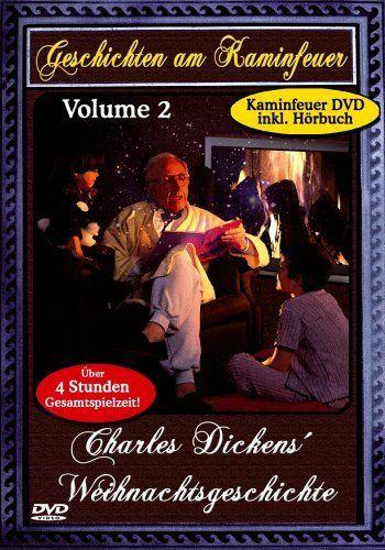 Geschichten am Kaminfeuer Vol.2 - Charles Dickens Weihnachtsgeschichte