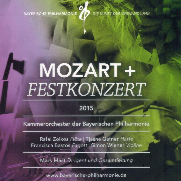 Bayerische Philharmonie - Mozart + Nussio