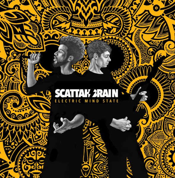 Scattah Brain - Electric Mind State (LP)
