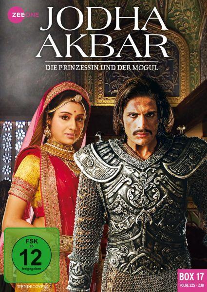 Jodha Akbar - Die Prinzessin und der Mogul (Box 17) (225-238)