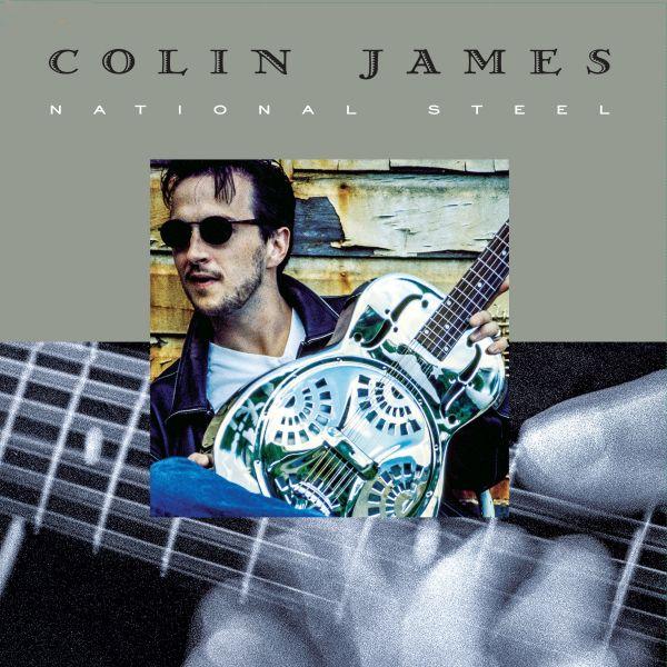 James, Colin - National Steel (LP)