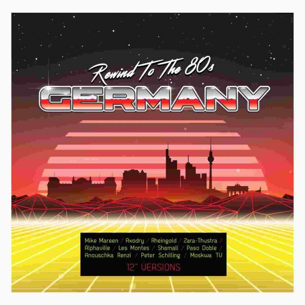 Various - Rewind To The 80s - Germany
