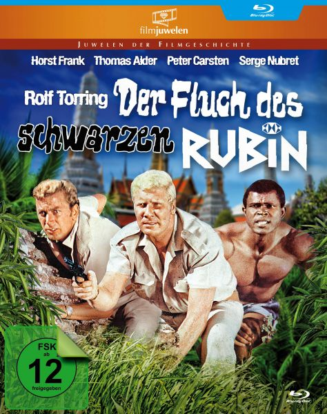 Rolf Torring: Der Fluch des schwarzen Rubin