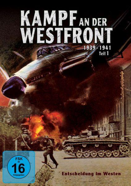 Kampf an der Westfront (Teil 1 - 1939-1941)