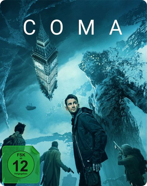 Coma - Limited SteelBook