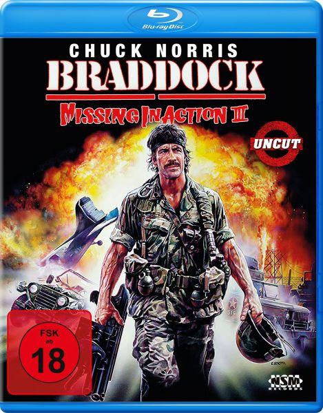 Missing in Action 3: Braddock (Uncut)
