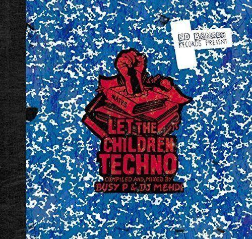 Various - Let The Children Techno (RSD 2017)
