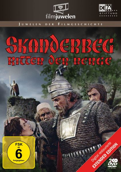 Skanderbeg - Ritter der Berge (Extended Edition) (DEFA Filmjuwelen)