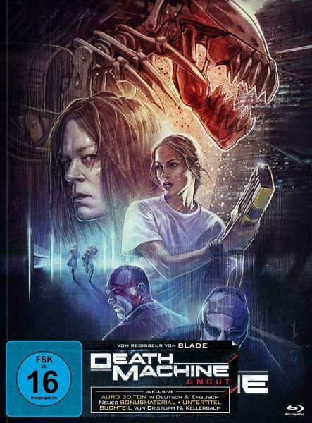 Death Machine (BD + DVD im Mediabook A)